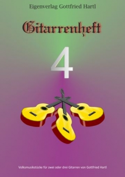 Gitarrenheft 4 inkl. CD