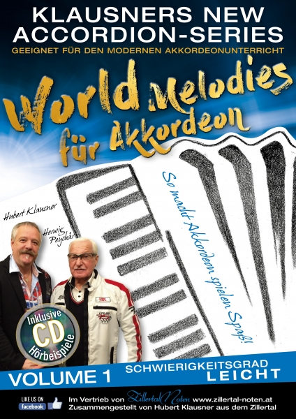 WORLD MELODIES - LEICHT - VOL. 1